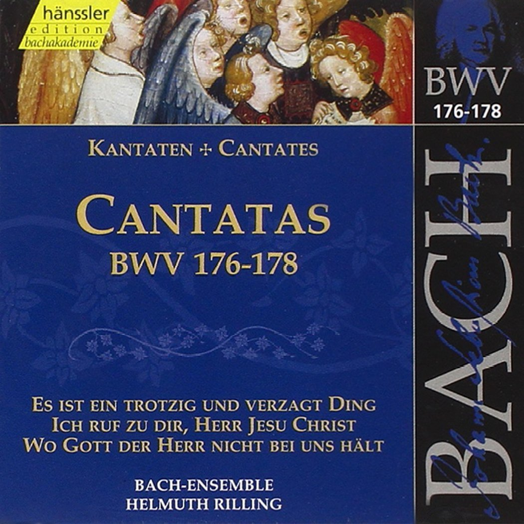 Cantata BWV 177 - Details & Discography Part 1: Complete